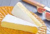 Delicious camembert — Stock Photo