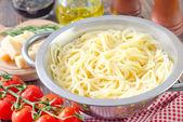 Spaghetty em drushlag — Fotografia Stock