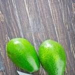 Fresh avocado — Stock Photo #35588551