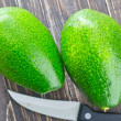 Fresh avocado — Stock Photo #35588555
