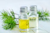 Aroma oil — Stock Photo