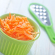 Grated carrot — Stock Photo #36895273