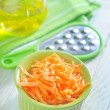 Grated carrot — Stock Photo #36895277