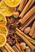 Aroma specerijen — Stockfoto