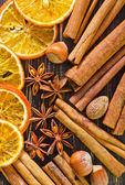 Especias de aroma — Foto de Stock