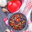 Chilli con — Stock Photo #38600323