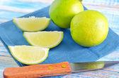 Limes — Stock Photo