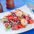 Fried rice with shrimps — Stock Photo #39894847