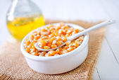 Dry corn — Stock Photo