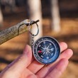Compass — Stock Photo #40752445