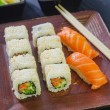Fresh sushi — Stock Photo #40752715