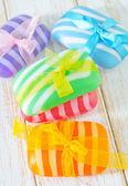 Renkli sabun — Stok fotoğraf