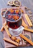 Mulled wine — Stock Photo