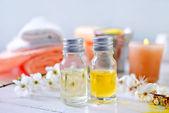 Нефть аромата — Стоковое фото