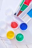 Color paint — Foto de Stock