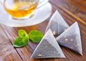 Mint tea — Stock Photo