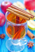 Apple juice — Stockfoto