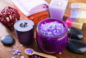 Spa objects — Stock Photo