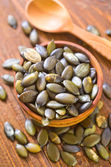 Pumpkin seed — Stock Photo