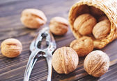 Walnuts — Stock Photo