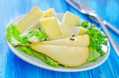 Camembert — Stock Photo