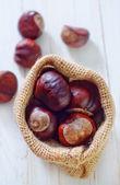 Chesnuts — Stock Photo
