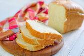 新鲜的面包 — 图库照片
