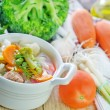 Fresh soup — Stock Photo #50636873