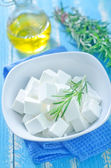 Feta cheese — Stock Photo