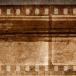 Royalty-Free Stock Photo: Grunge film frame