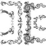 Vector frames — Stock Vector #15796135