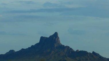 Picacho Peak, Arizona — Stock Video