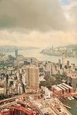 香港からの眺め — ストック写真