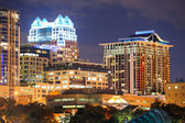 Orlando downtown architecture — Stock Photo