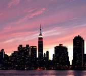 New York City Manhattan — Stockfoto