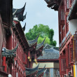 Stock Photo: Shanghai old buildings