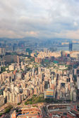 Hong Kong aerial view — Stock Photo