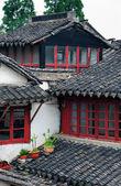 Zhujiajiao stad in shanghai — Stockfoto