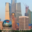 Shanghai cityscape — Stock Photo #13823390
