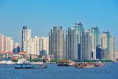 上海的体系结构 — 图库照片
