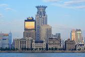Shanghai morning — Stock Photo