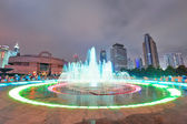 Shanghai 's Square — Stock Photo