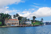 Miami-modehaus — Stockfoto