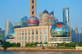 Oriental Pearl Tower — Stock Photo