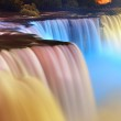 Niagara Falls in colors — Stock Photo #14241899
