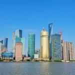 Skyline von Shanghai — Stockfoto #14242591