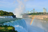 Niagara Falls in the morning — Foto Stock