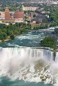 Niagara falls portre — Stok fotoğraf