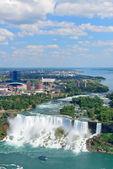Niagara Falls closeup — Stock Photo