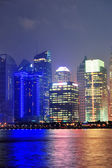 Shanghai urban architecture — Stock Photo